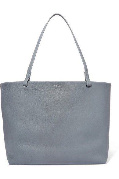 The Row | Park textured-leather tote | NET-A-PORTER.COM