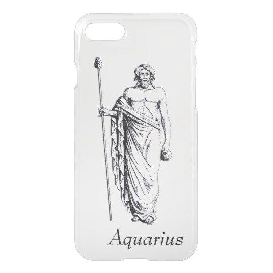 Aquarius iPhone 7 Case   Zazzle.com