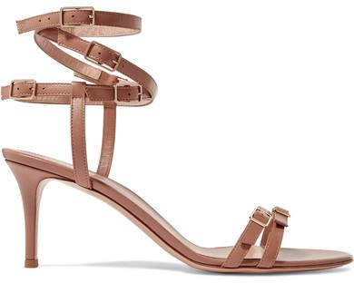 70 Leather Sandals - Neutral