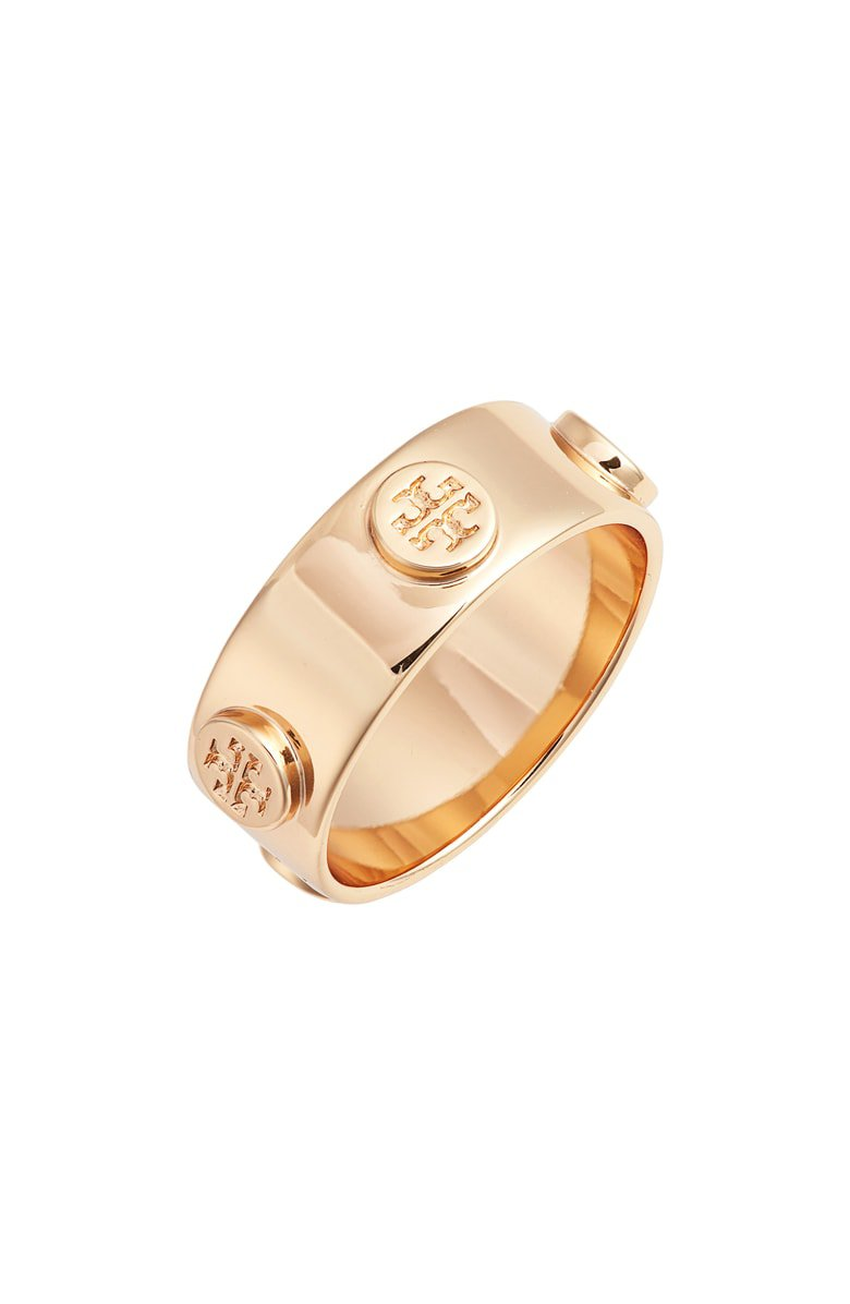 Tory Burch Delicate Logo Ring | Nordstrom