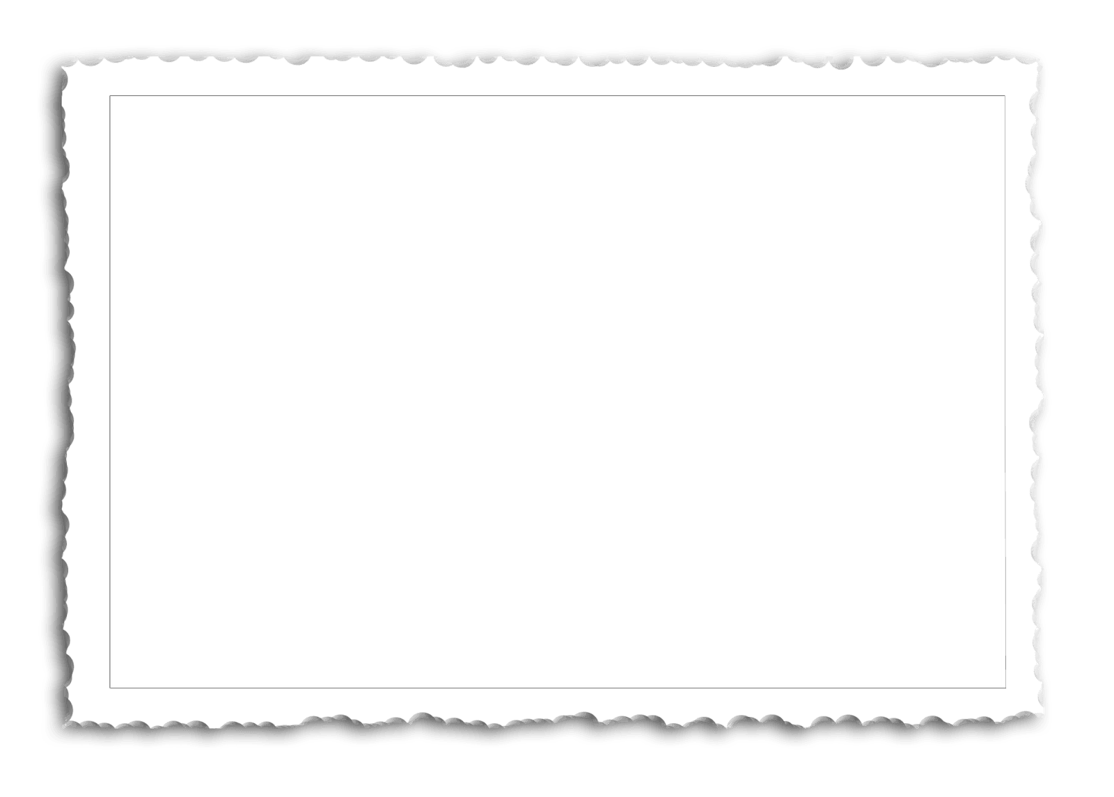 Paper Area Rectangle Square Picture Frames - white frame 1600*1145 transprent Png Free Download - Picture Frame, Square, Area.