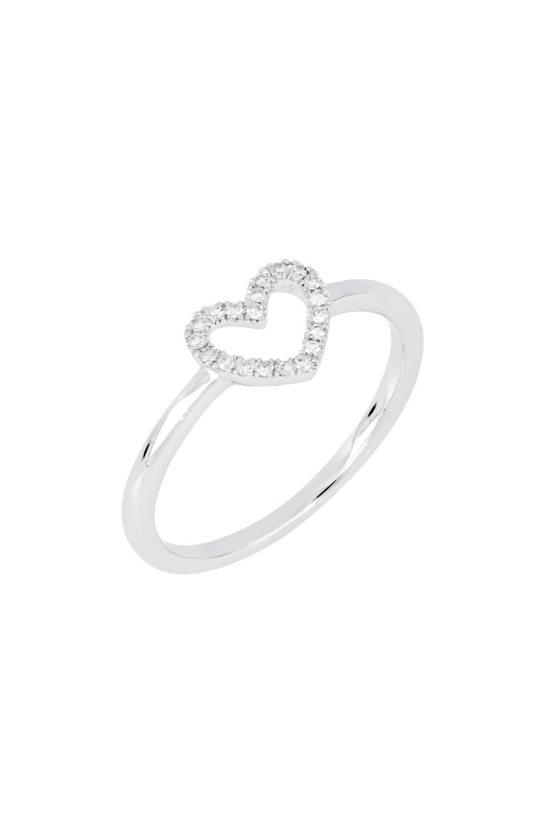 Carrière Diamond Open Heart Ring (Nordstrom Exclusive) | Nordstrom