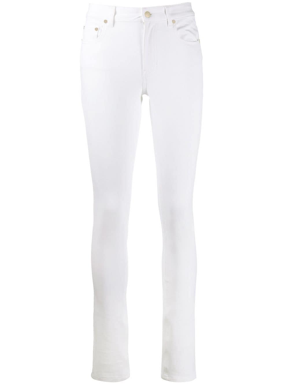 Joseph Mid Rise Skinny Trousers