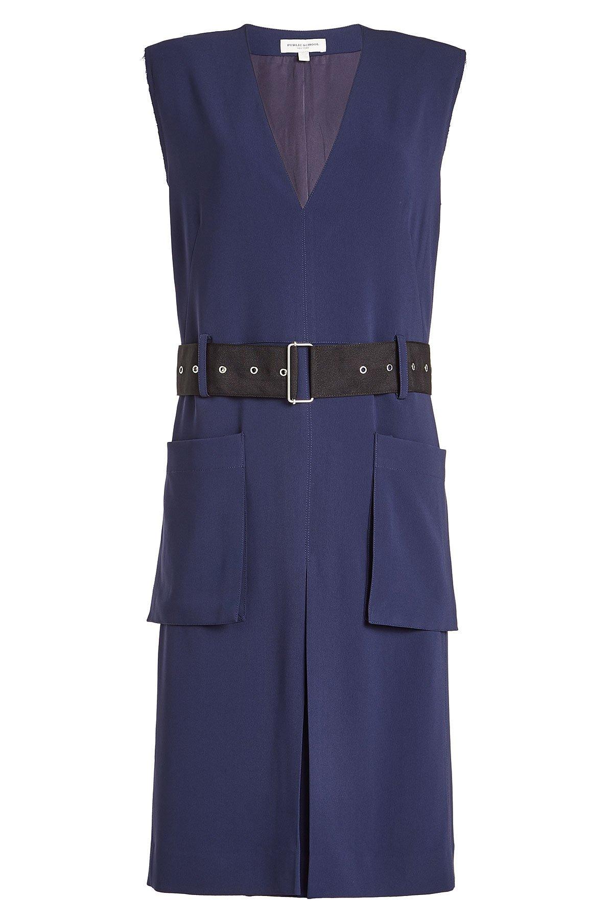 Tamir Dress with Belt Gr. US 2
