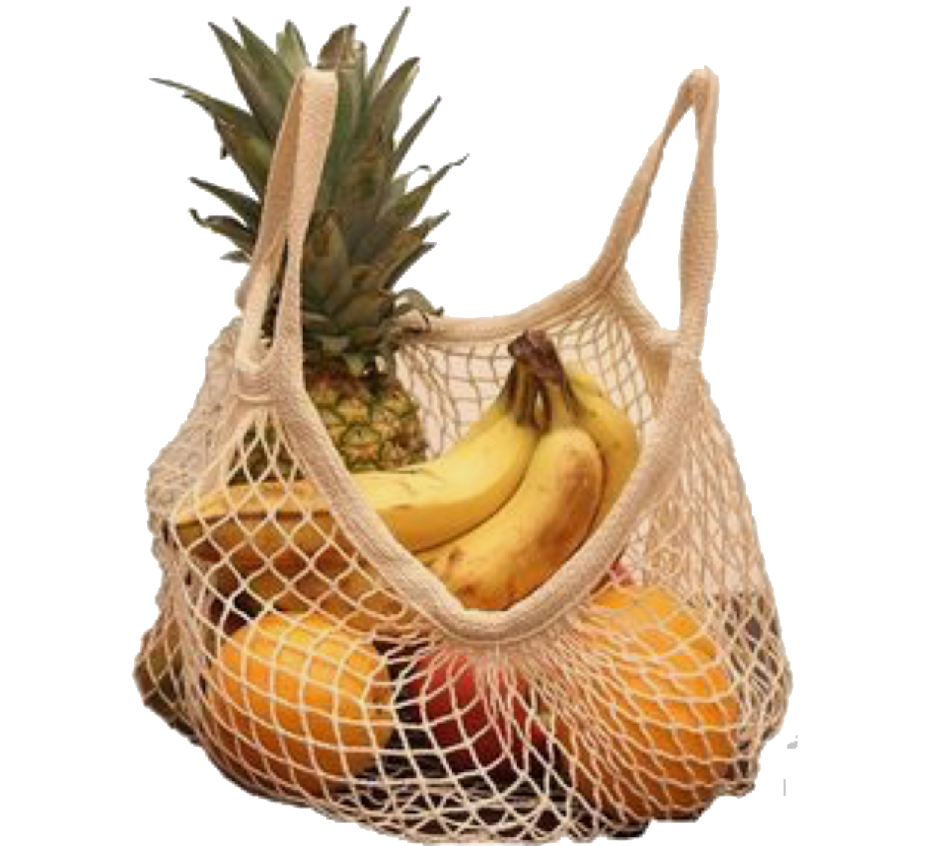 fruit grocery bag