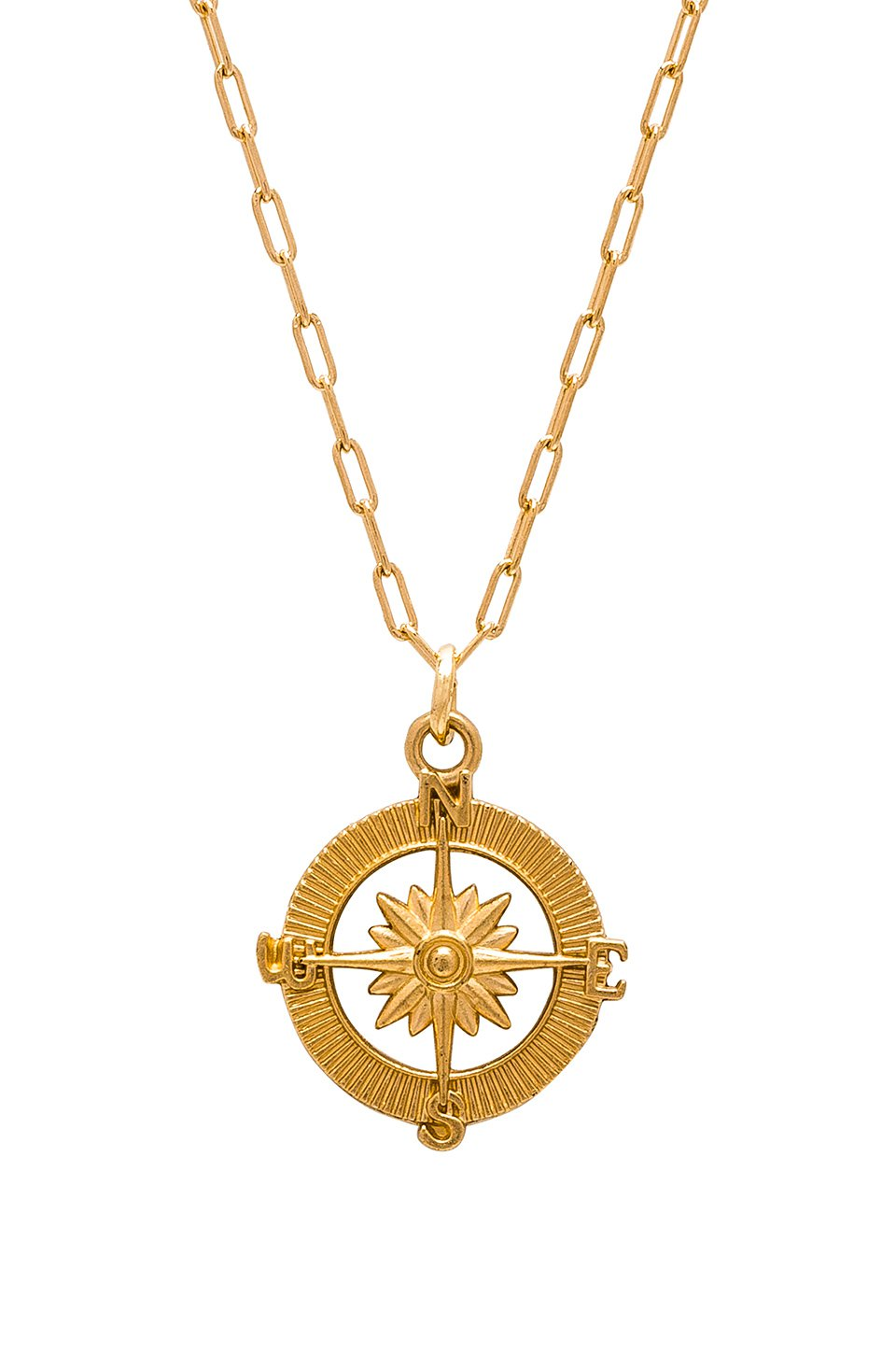 Destiny Compass Necklace