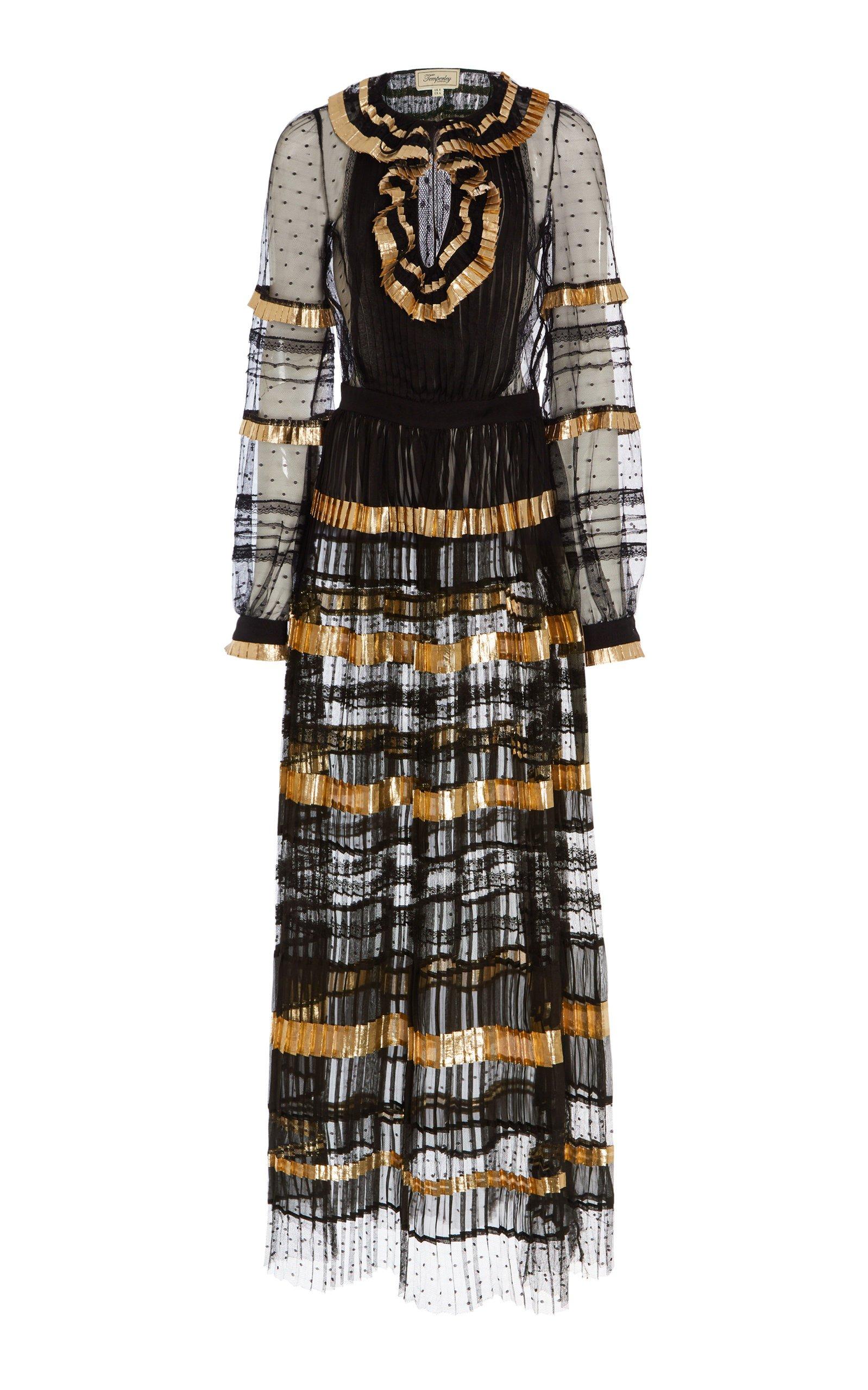 Temperley London Phantom Maxi Dress