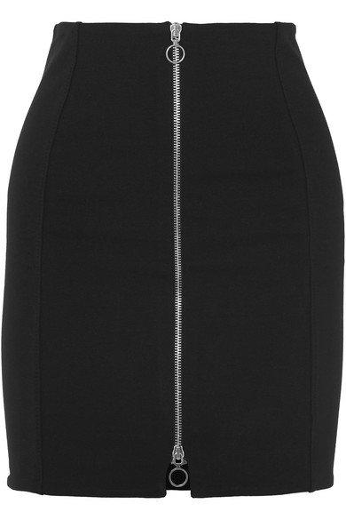 Ninety Percent   Roma stretch-jersey mini skirt   NET-A-PORTER.COM