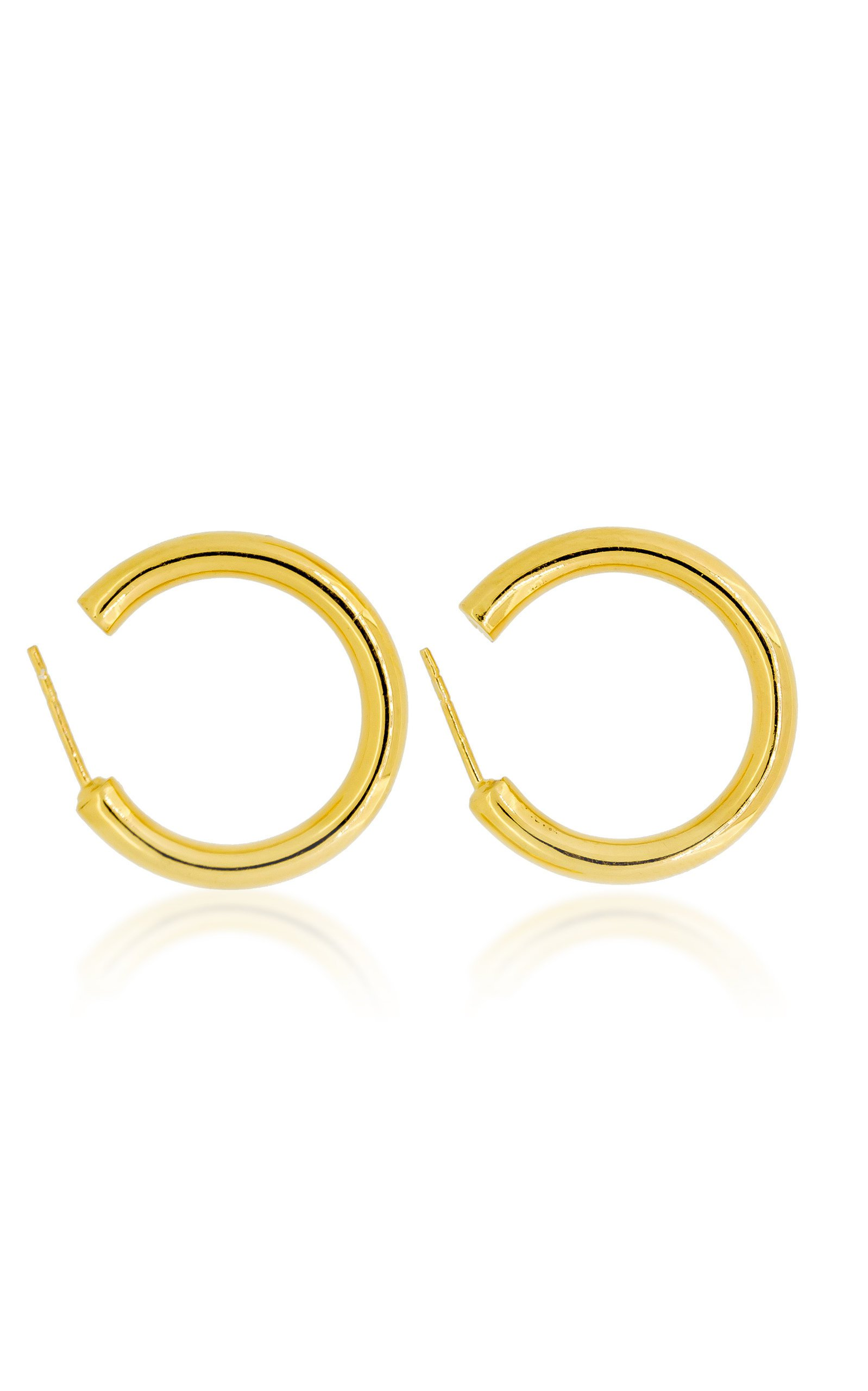 Holly Ryan Mini Tube Hoop Earrings