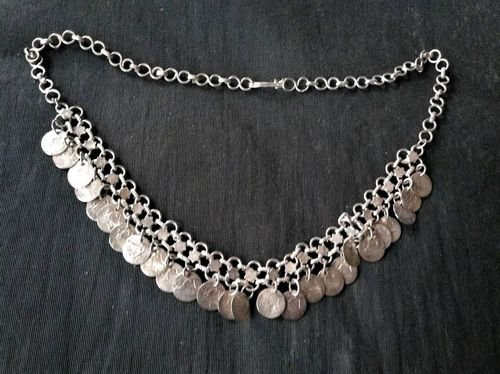 Collar Monedas - TRIBAL BAZAR