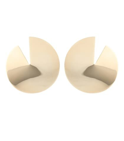 Valentino Garavani disc earrings