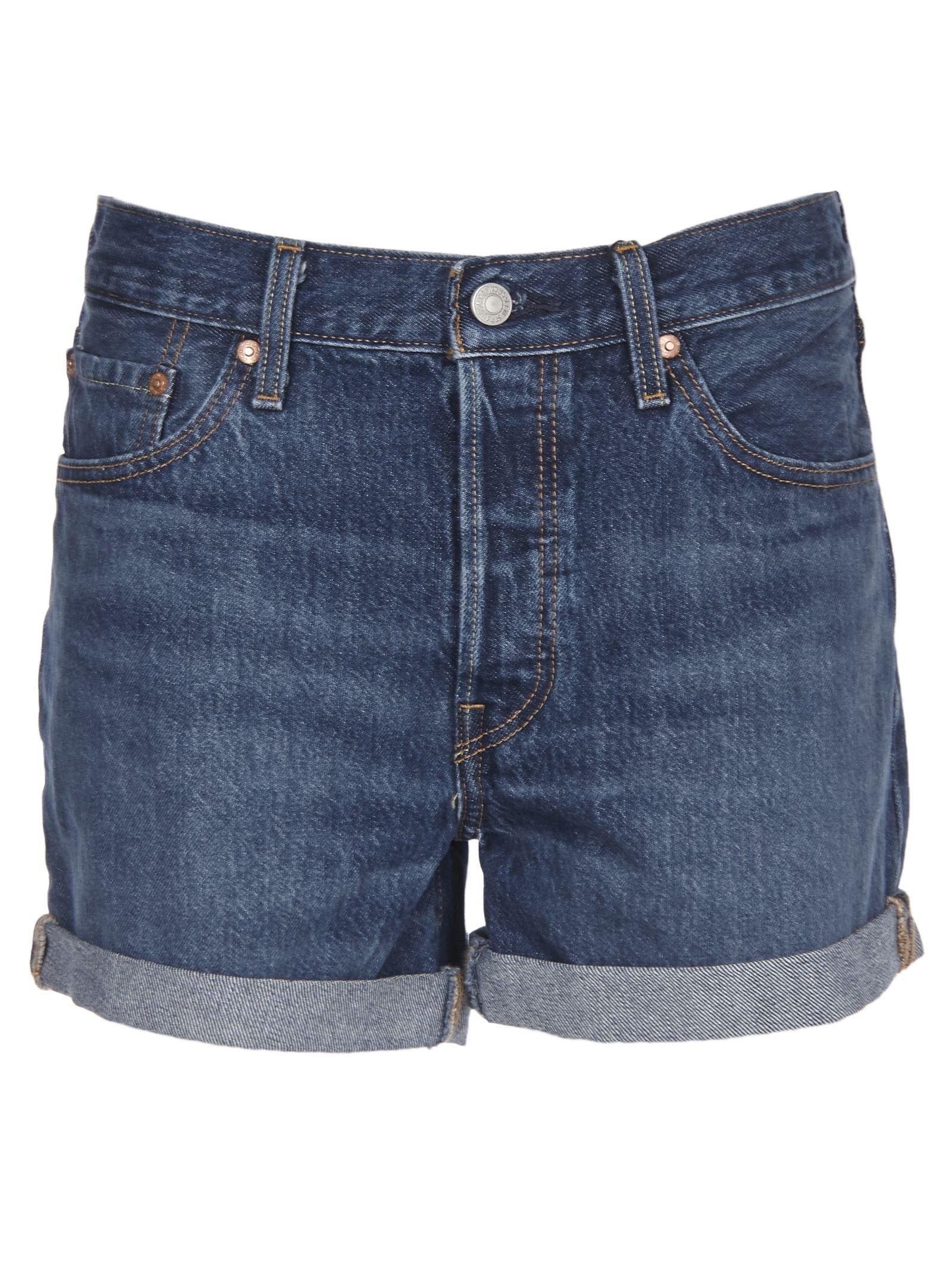 Levis Classic Denim Shorts