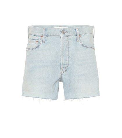 The Proper denim shorts