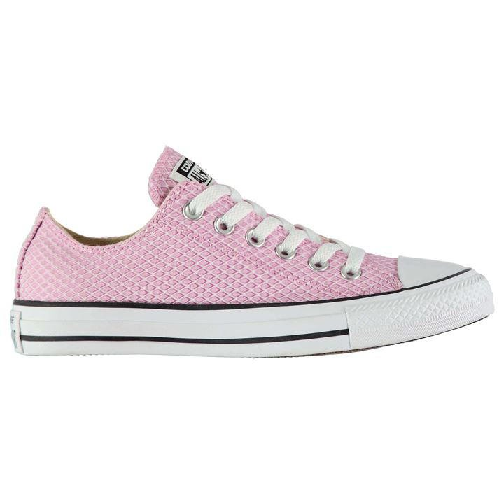 Converse Reptile Ox Trainers | Lace fastening | Cushioned insole - House of Fraser