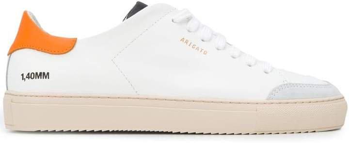 clean sneakers