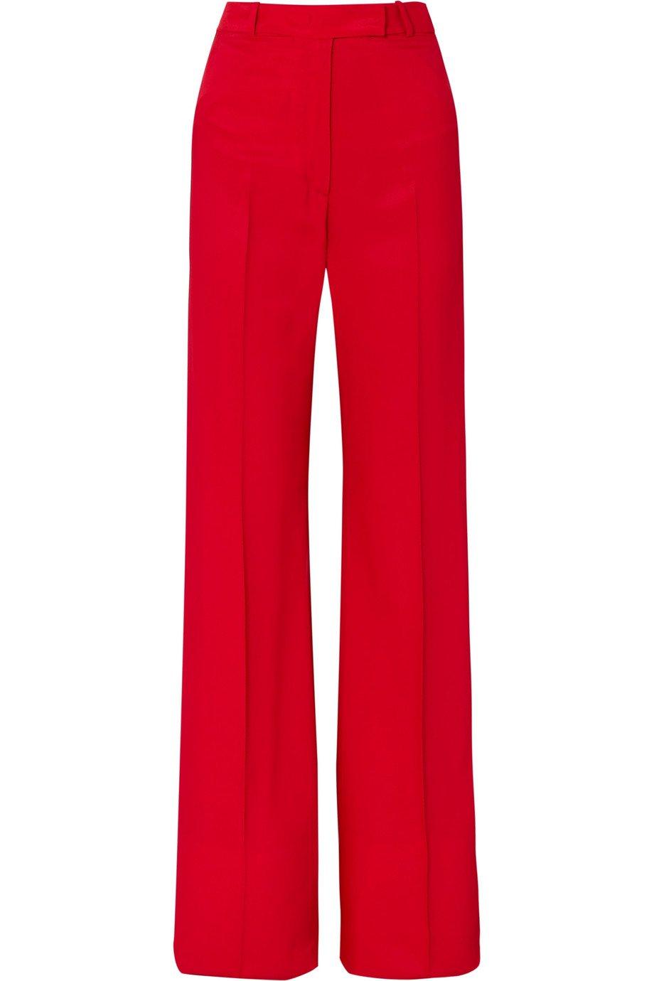 Golden Goose Deluxe Brand   Carrie drill wide-leg pants   NET-A-PORTER.COM