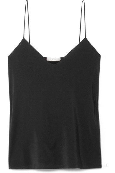 The Row | Prima silk-satin camisole | NET-A-PORTER.COM