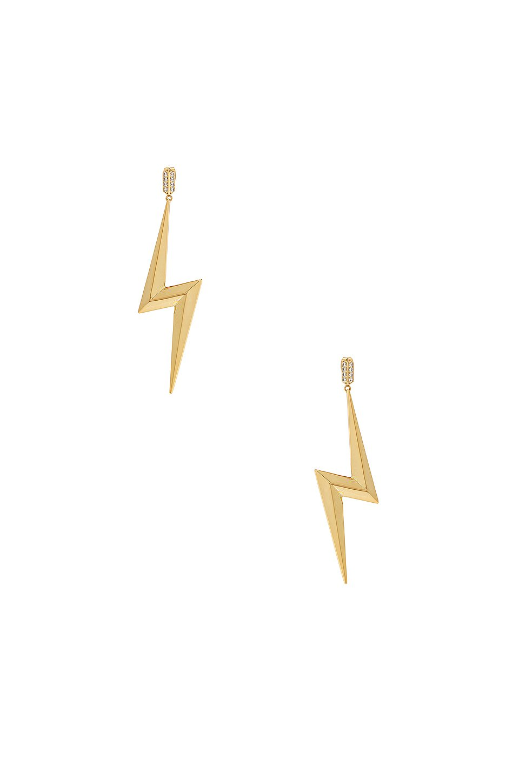 Bolt Statement Earrings