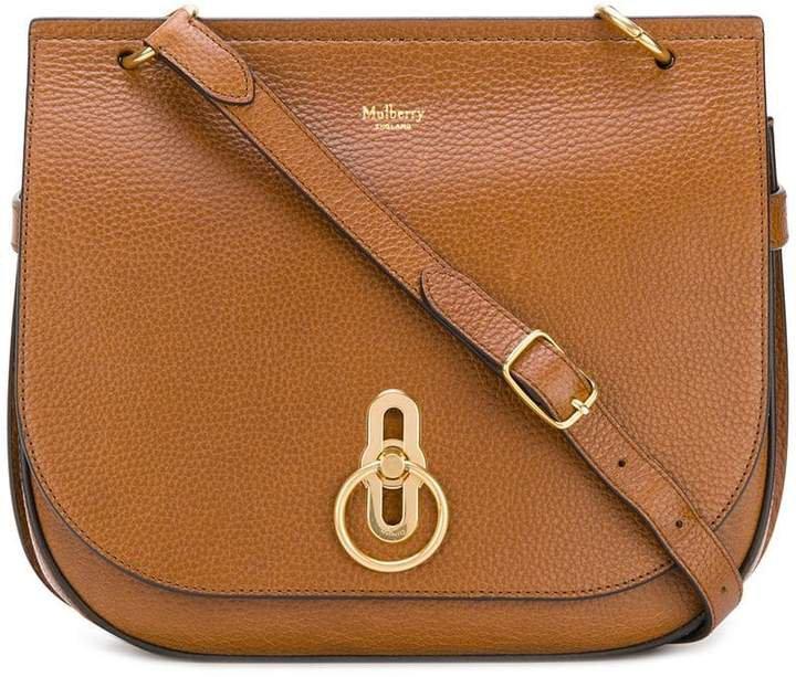 saddle handbag