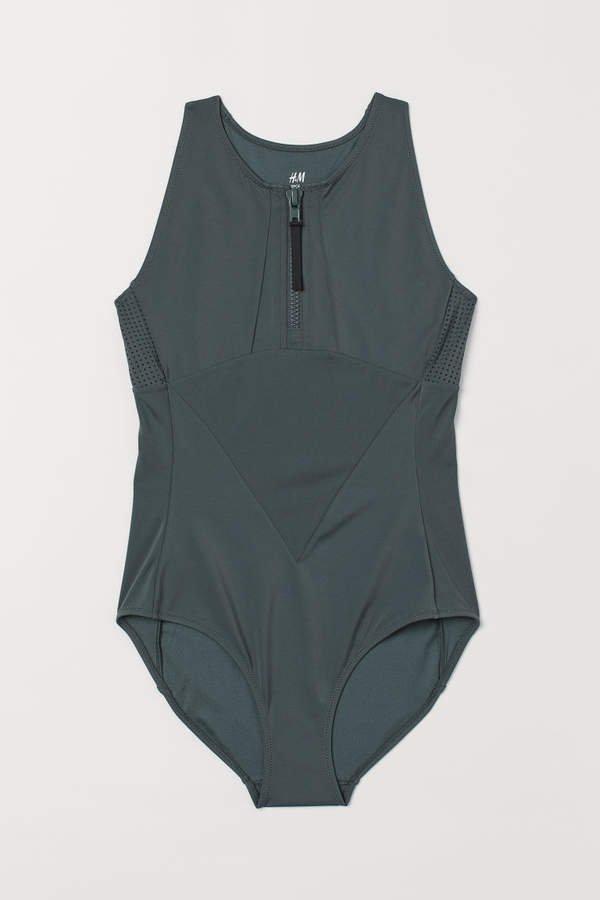 Sports Swimsuit - Green