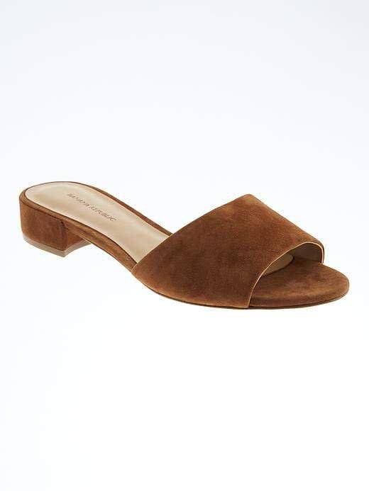 Low Heel Slide
