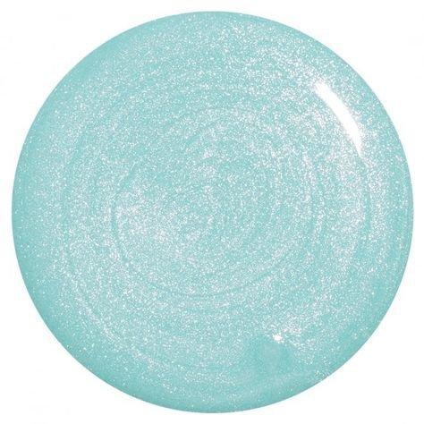 light blue shimmer nail polish png