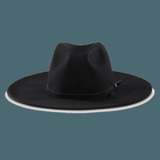 Queen Of Knives Black Fedora Hat | Goorin Bros. Hat Shop