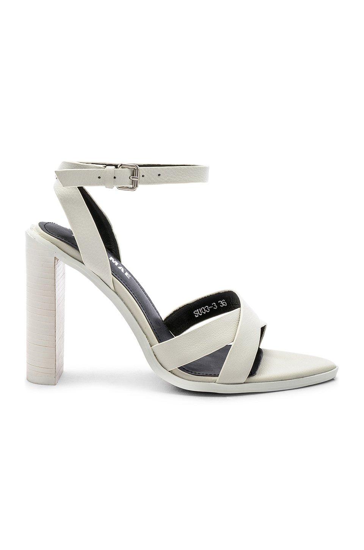 Alias Mae Sonny Heel in White | REVOLVE