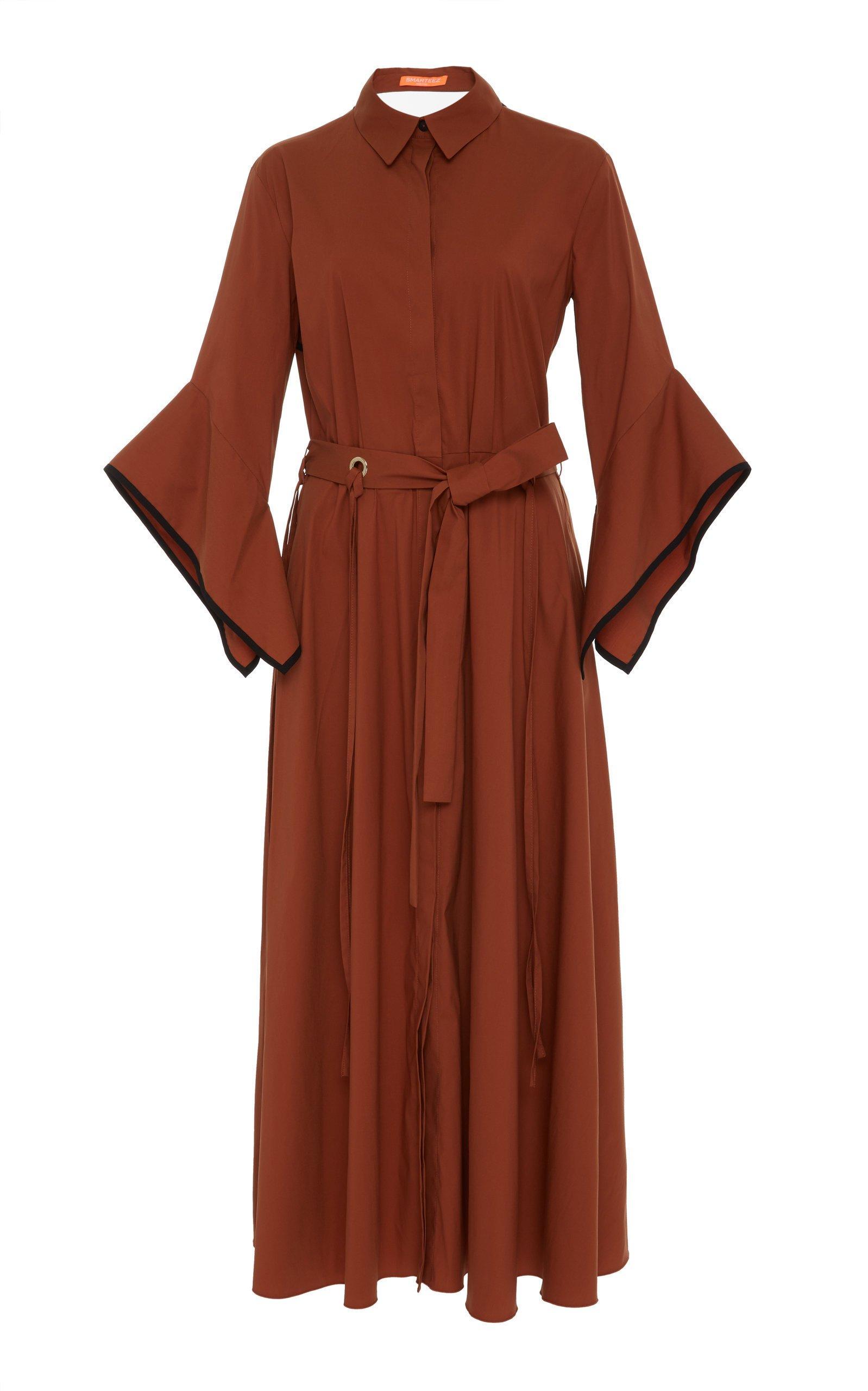 Smarteez Long sleeve midi dress