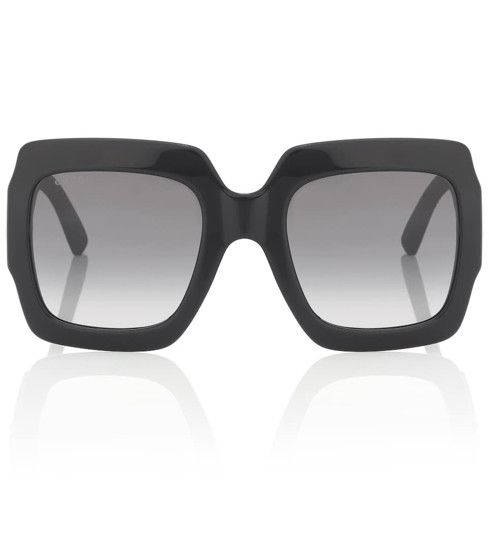 Square Sunglasses - Gucci   mytheresa