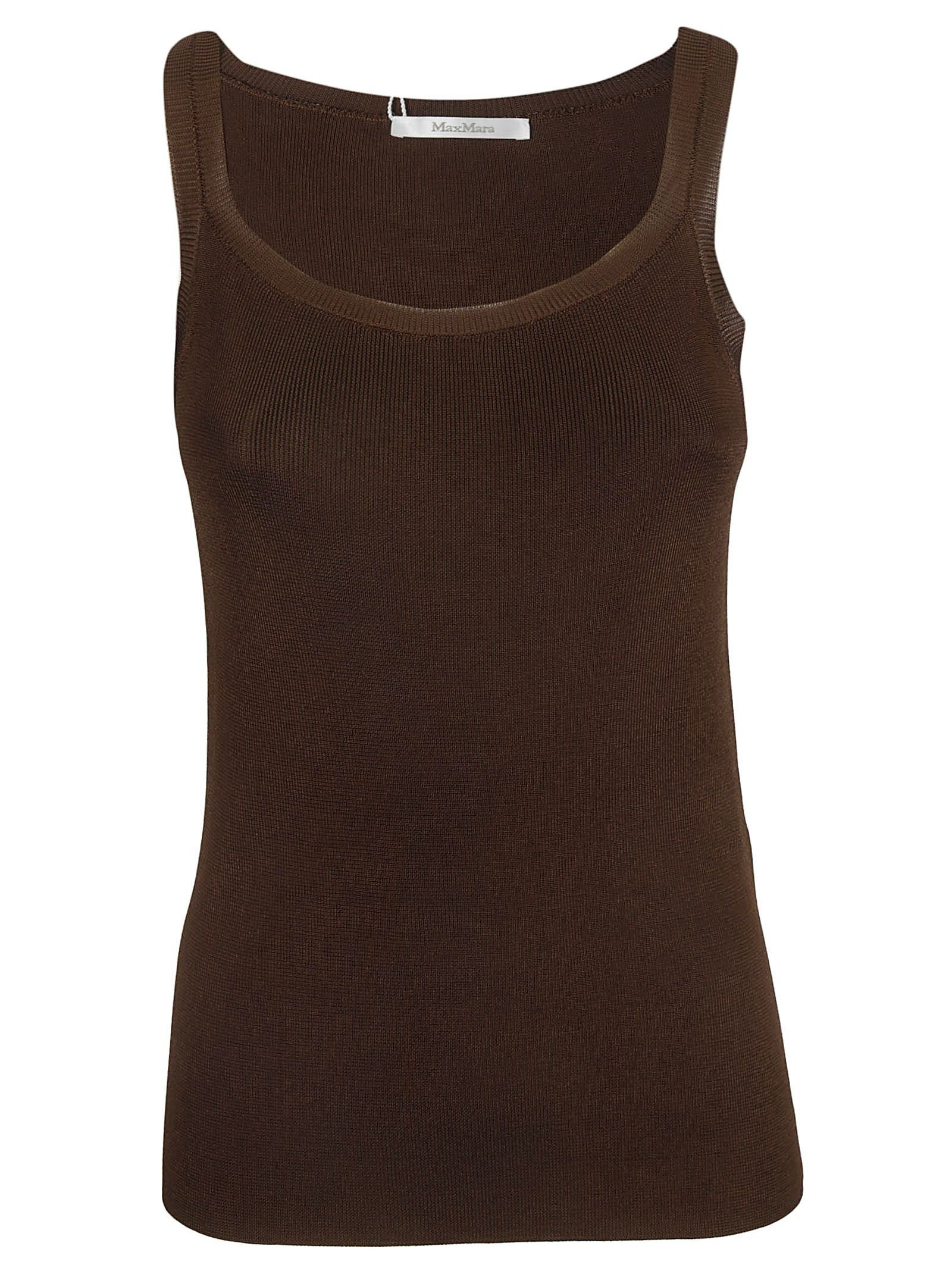 Max Mara Knitted Tank Top