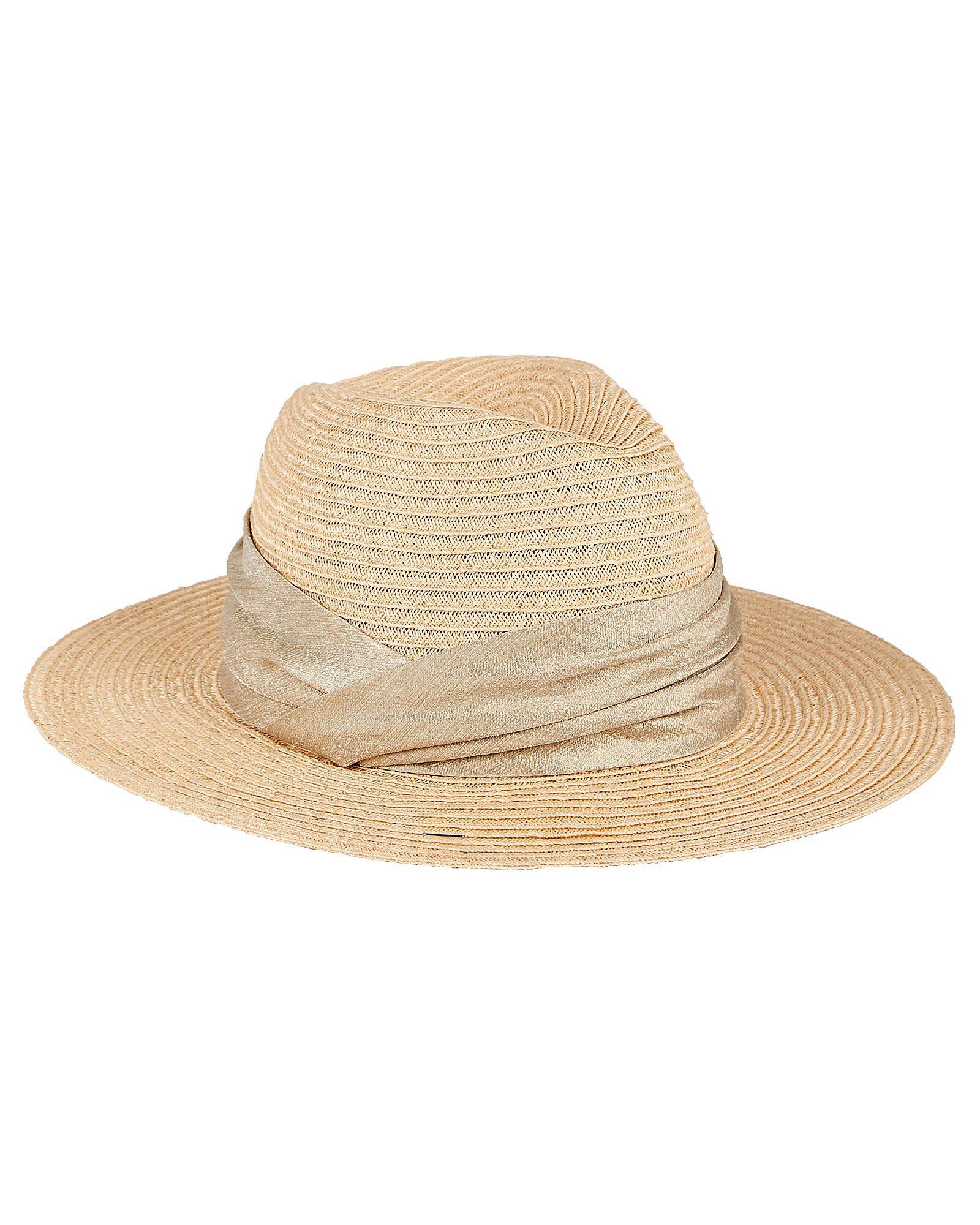 Eugenia Kim | Courtney Straw Sun Hat | INTERMIX®