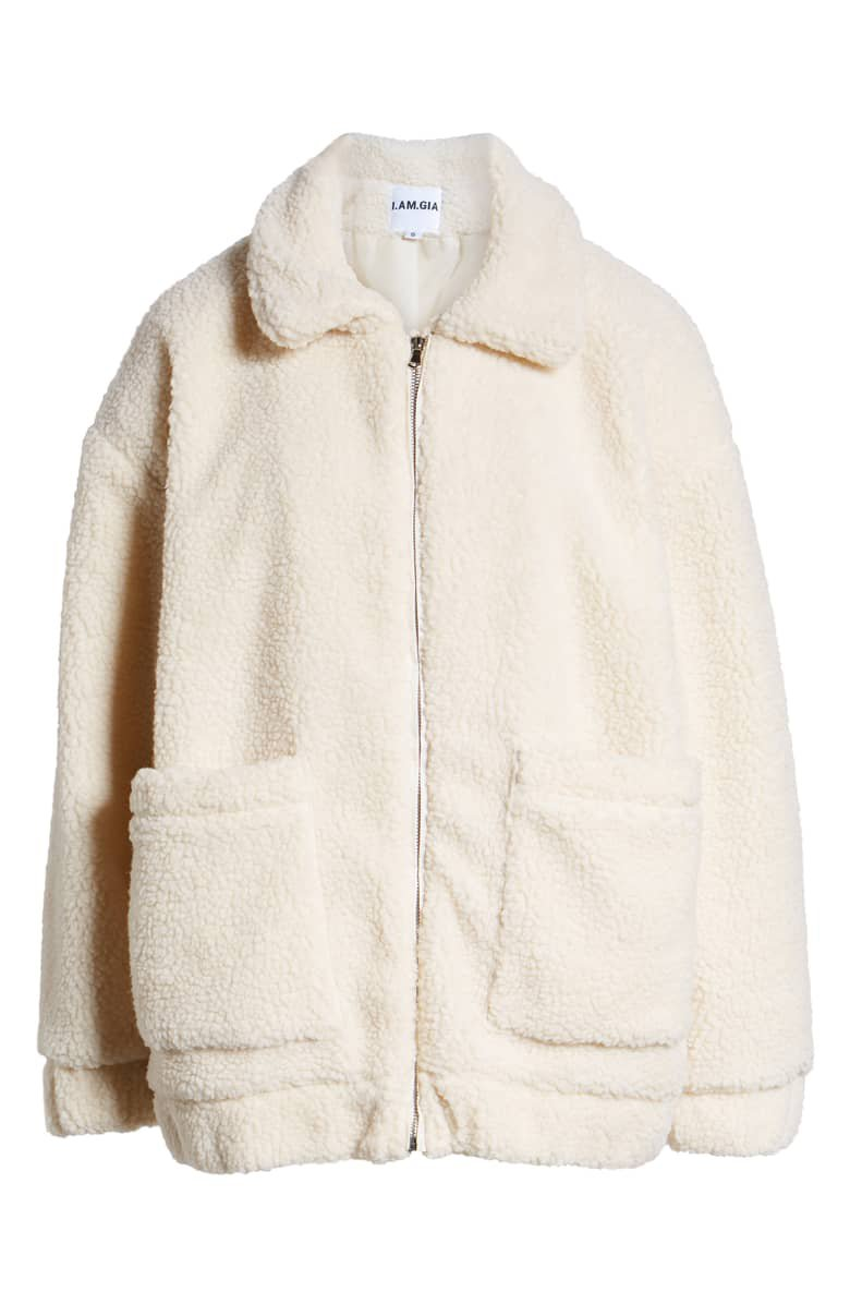 I.AM.GIA Pixie Faux Shearling Jacket | Nordstrom