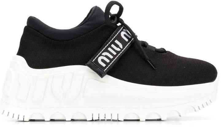 Miu Run sneakers