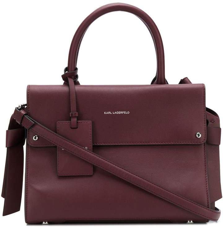 K/Ikon Mini Top Handle bag