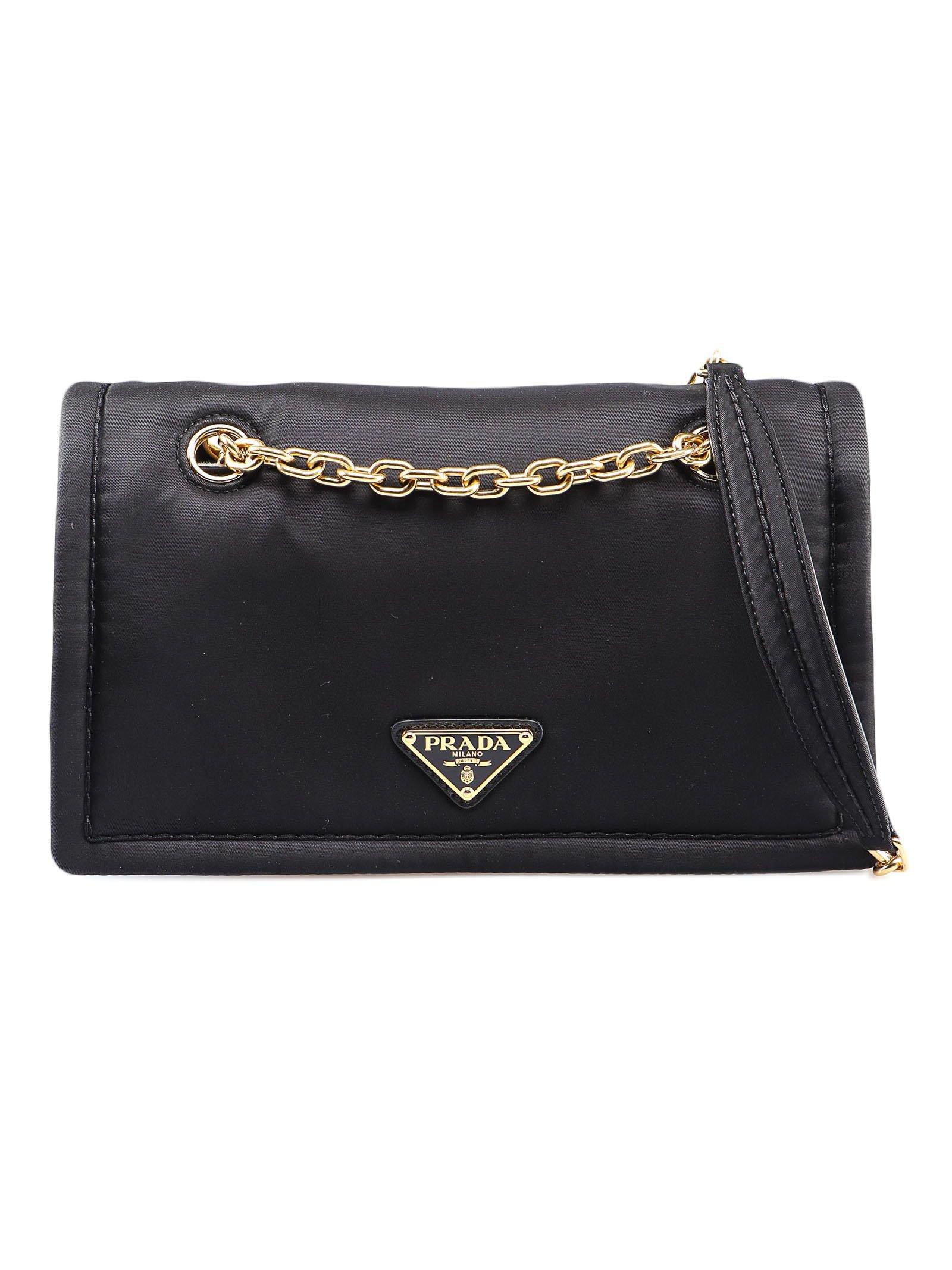 Shoulder Bag Tess. chain