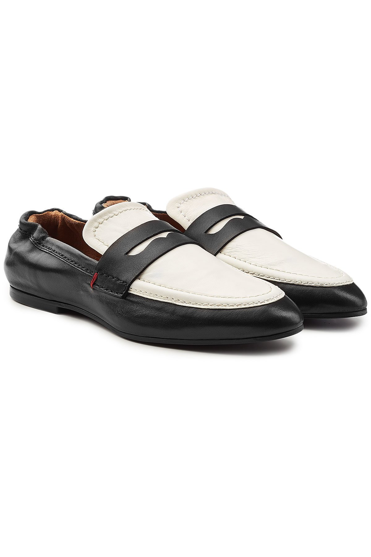 Leather Loafers Gr. IT 38.5