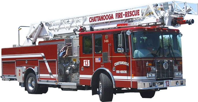 Fire truck PNG images