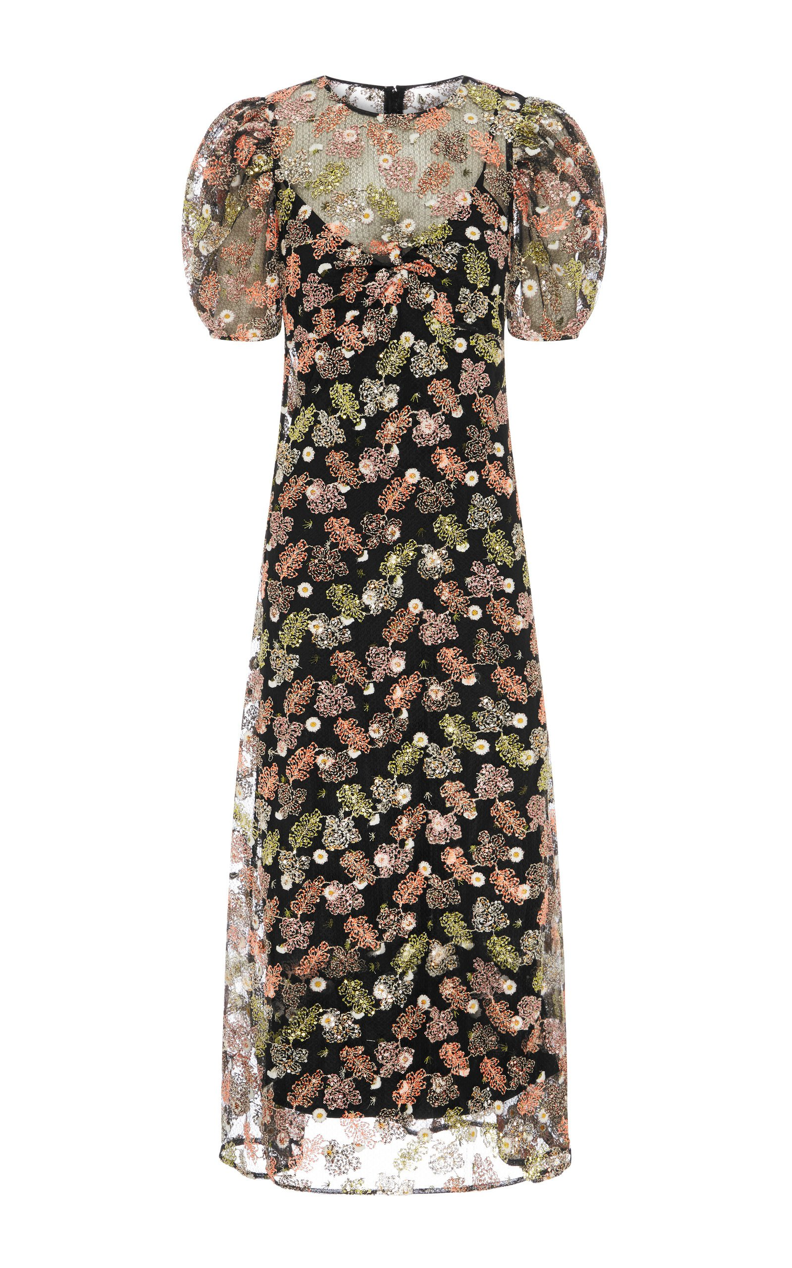 Alice McCall Celestial Creature Midi Dress