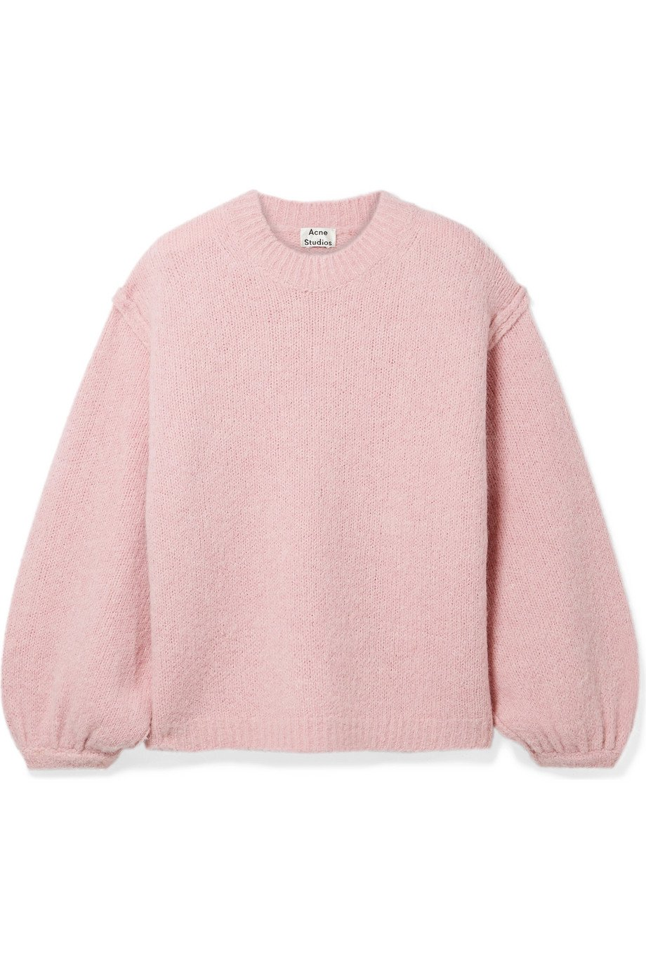 Acne Studios | Kiara oversized knitted sweater | NET-A-PORTER.COM