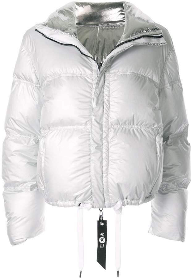 Kru reversible puffer jacket