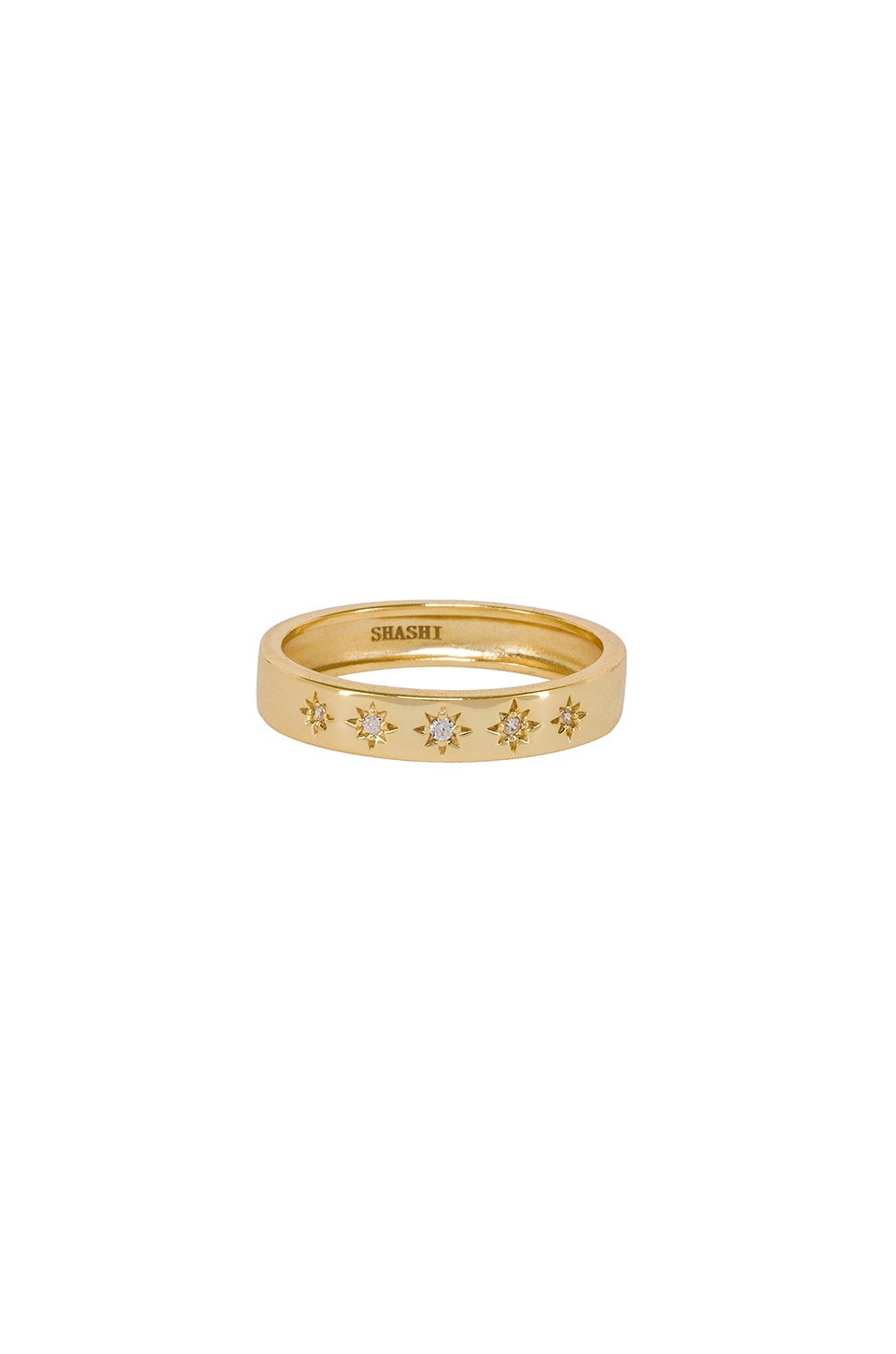 Twinkle Band Ring