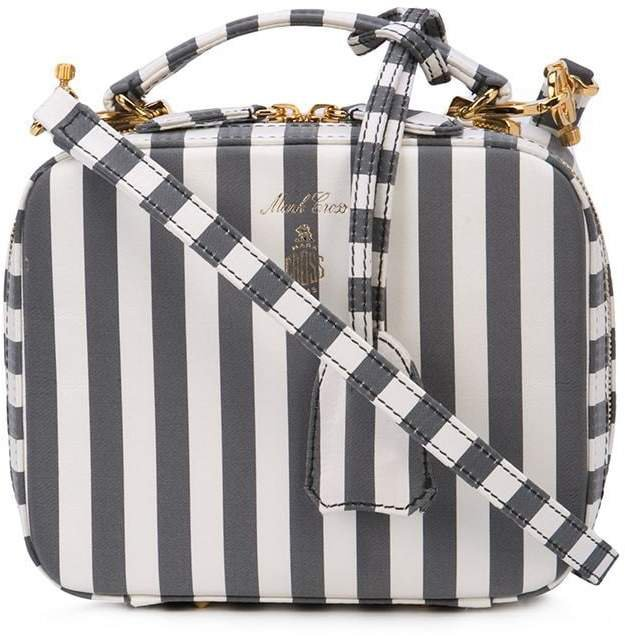 baby Laura striped tote