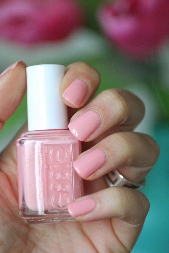 (43) Pinterest - Essie Bridal 2016 - Mrs. Always Right Collection Review & Comparisons   Essie Envy   Essie Envy