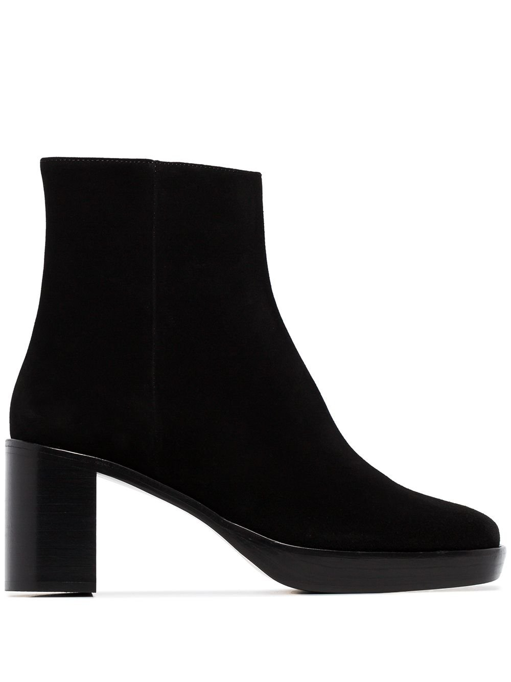 BY FAR Ellen 70mm Ankle Boots - Farfetch