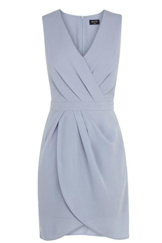 Oasis grey dress