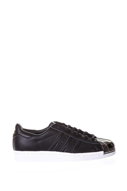 Adidas Originals Superstar 80s Black Sneakers
