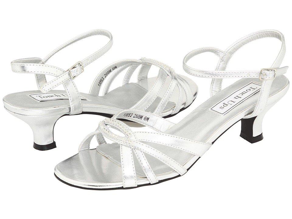 Touch Ups - Dakota (Silver) Women's Dress Sandals