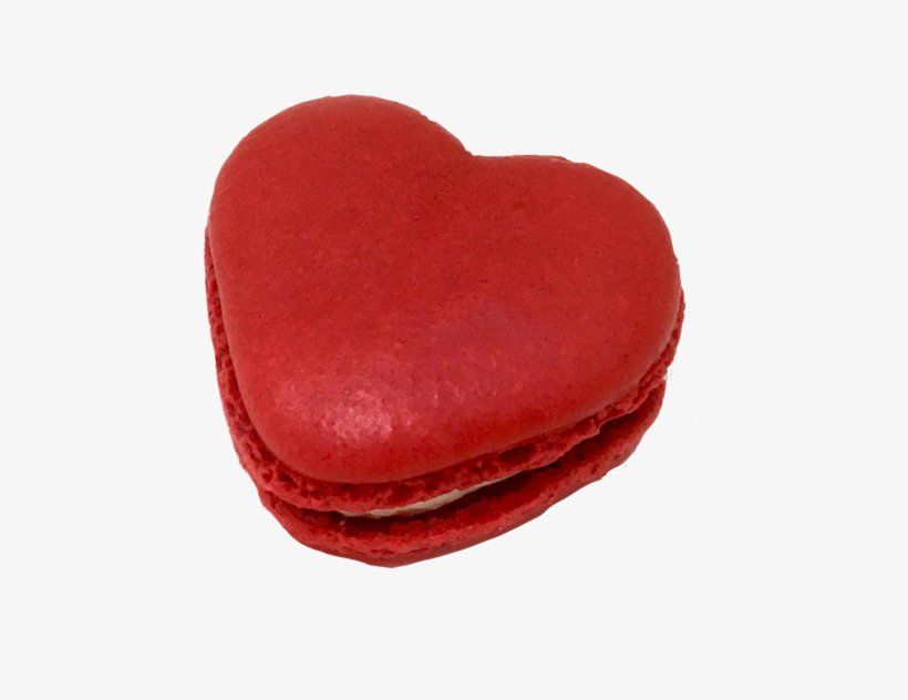 Heart Macaron Polyvore Red Candy Desserts Filler Moodboard - Red Moodboard Fillers Transparent PNG - 640x640 - Free Download on NicePNG
