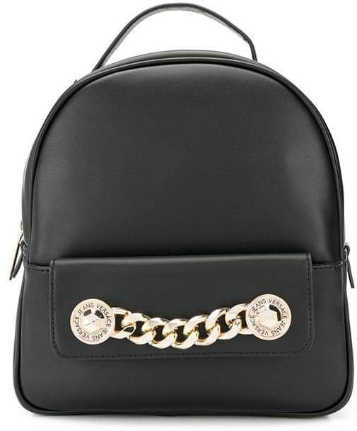 chain-link backpack